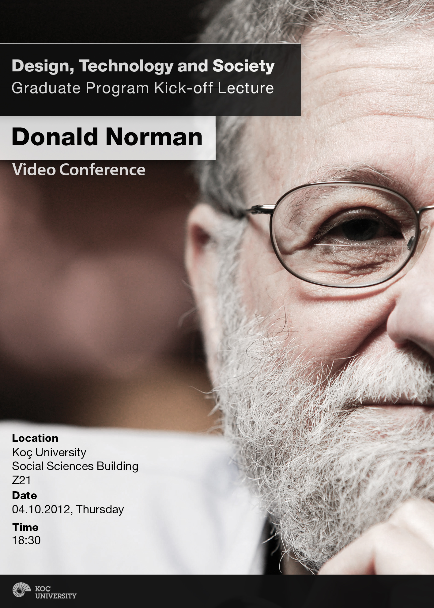 Don Norman Poster