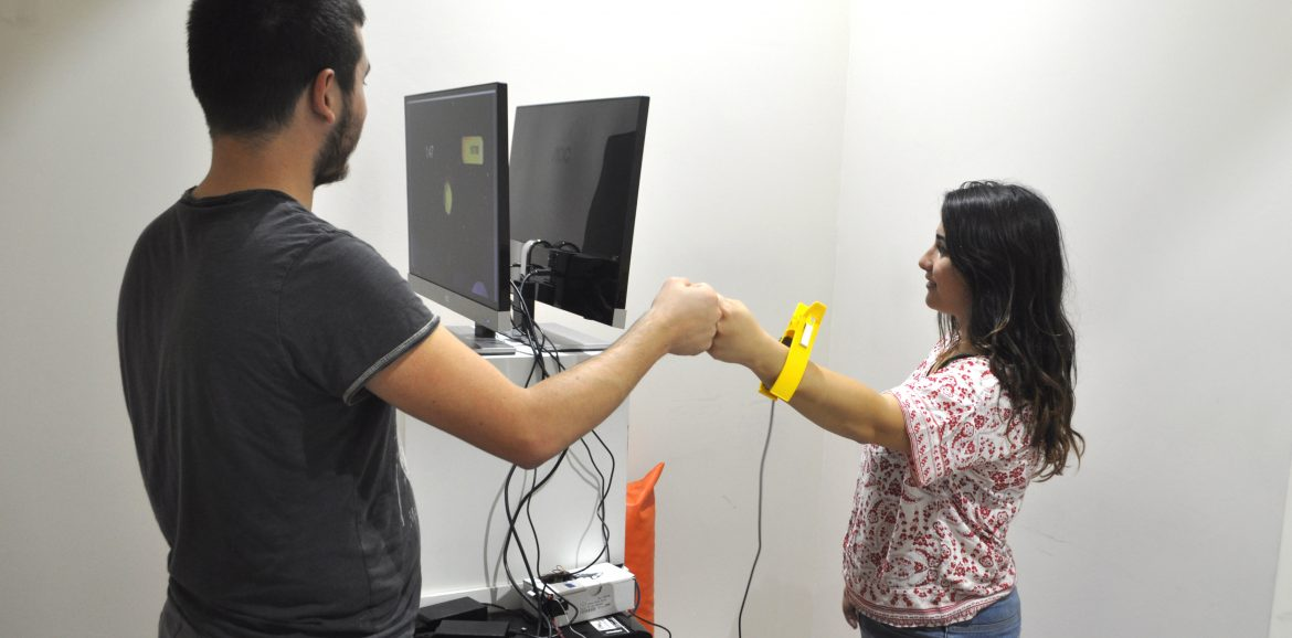 Call for PhD and MA Candidates: Human-to-Human Touch Interaction in Games
